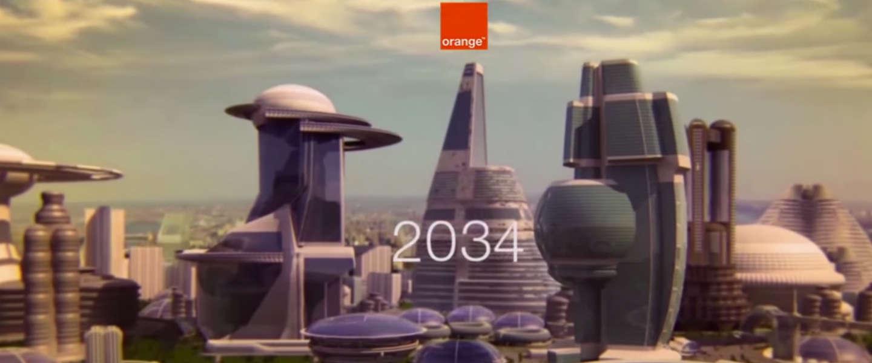 Ontmoet jezelf over 20 jaar in de #FutureSelf campagne met Orange, je zult versteld staan!