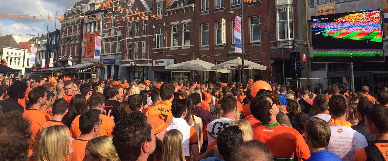 Missen WK ook flinke domper voor ondernemend Nederland