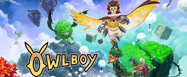 Owlboy charmeert en betovert