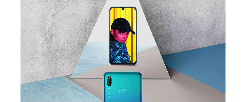 Huawei lanceert op 12 januari de P smart 2019