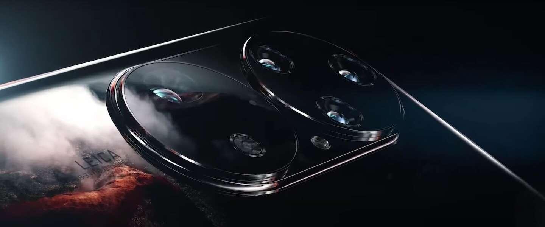 Huawei toont opvallende camera's van de P50