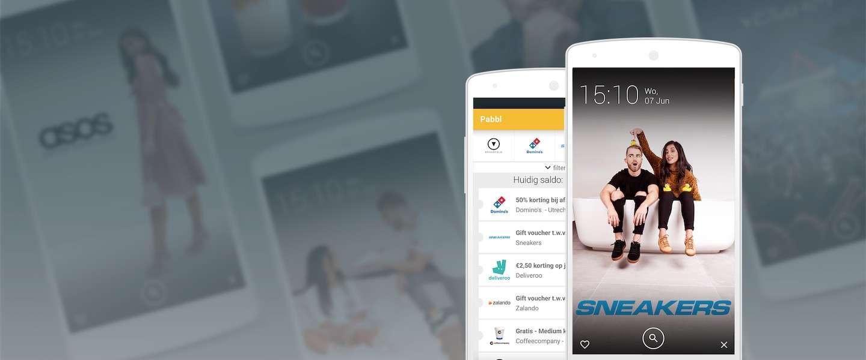 Nederlandse Start-up Pabbl ontwikkelt lock-screen advertising