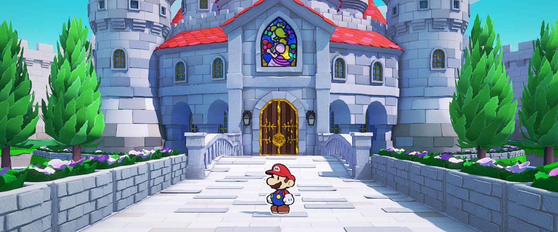 'Geen nieuwe Mario-personages' was bevel aan Paper Mario-studio