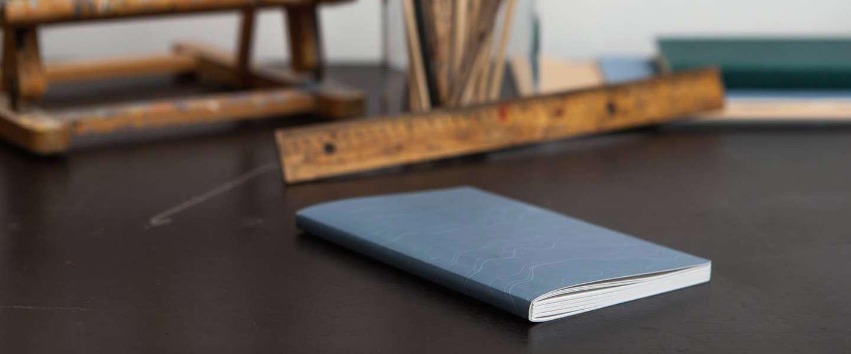 On The Rocks maakt notitieboekjes met papier gemaakt van steen