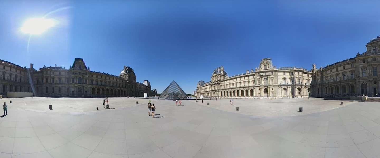 Parijs in 360 graden: Samsung Gear 360 vs LG 360 Cam