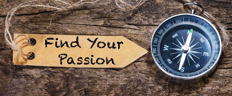 Ontdek je passie (7 tips)