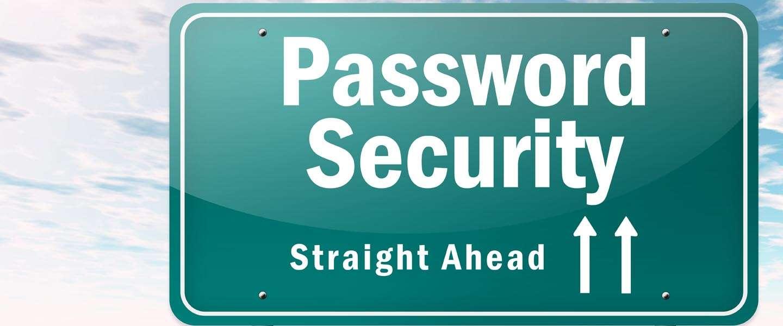 Het wachtwoord van de toekomst is geen wachtwoord