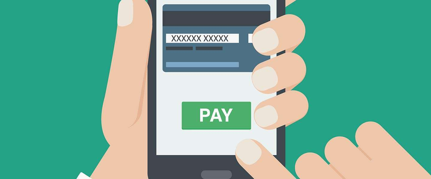 NFC in iPhone 6 werkt alleen met Apple Pay