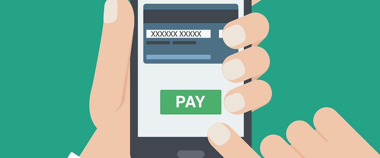 NFC in iPhone 6 werkt alleen met Apple Pay