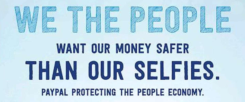 Apple Pay is net zo veilig als je selfies