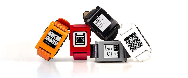 Black Friday: hét tijdstip om te shoppen voor de Pebble-smartwatch