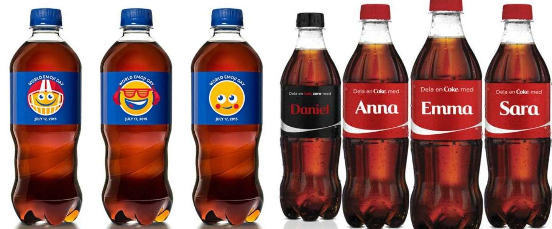 Pepsi wil ook leuke verpakkingen net als Coca-Cola