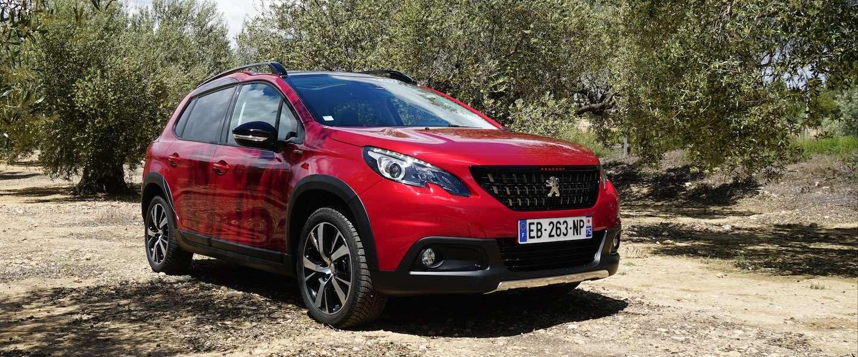Peugeot 2008, de meest compacte SUV komt uit Frankrijk
