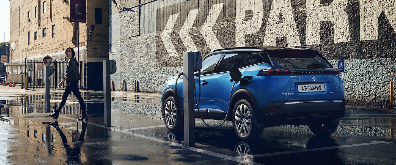 Nieuwe Peugeot 2008 SUV komt met 100% elektrische uitvoering