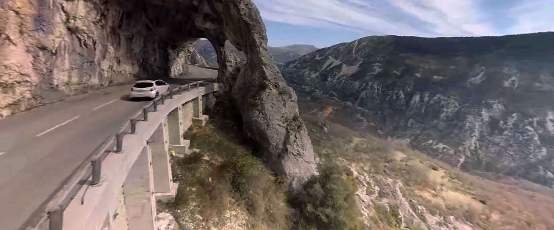 Interactieve virtual reality ervaring met Peugeot op AutoRAI 2015