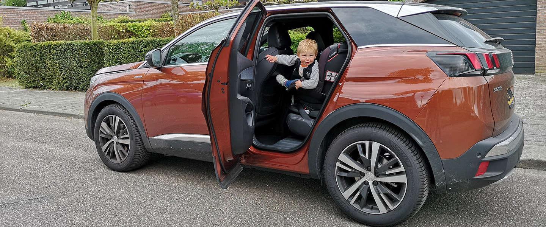 Peugeot 3008; ideale gezinsauto