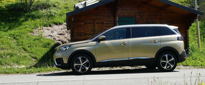 Roadtrip Peugeot 5008 SUV door de Vogezen