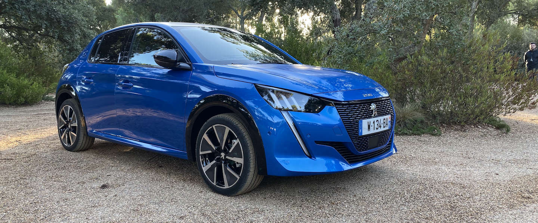 Peugeot e-208 maakt elektrisch rijden toegankelijk voor iedereen