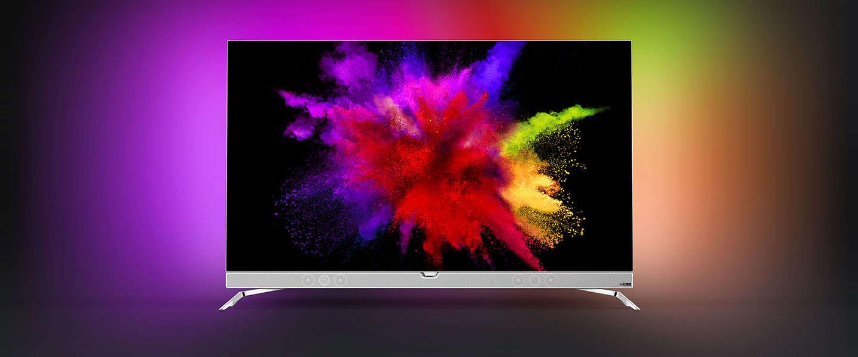 IFA2016: de eerste Philips oled 4K tv met Ambilight