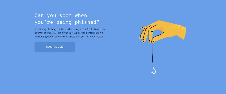Google komt met quiz of jij Phishing mail kunt herkennen