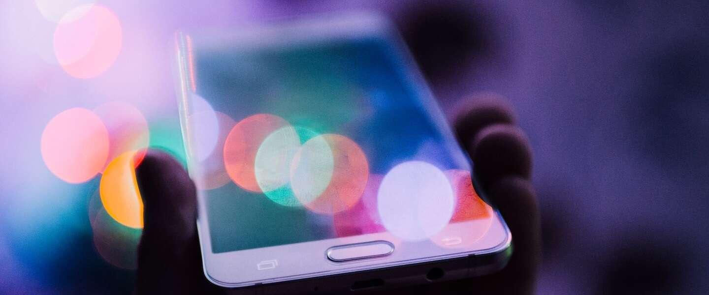 Wereldwijde verkoop smartphones weer omlaag