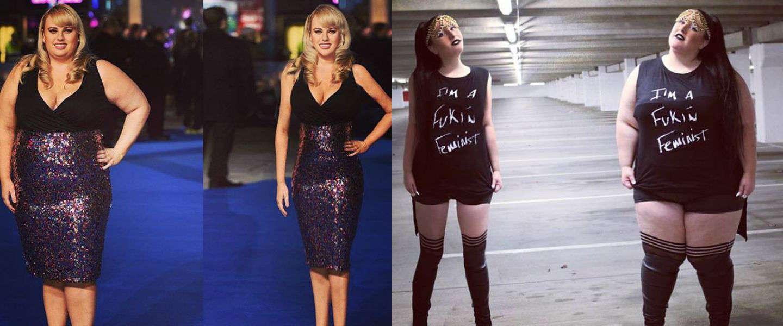Haters photoshoppen curvy vrouwen naar 'slank schoonheidsideaal'
