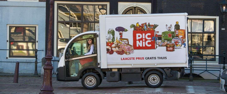 Picnic bouwt gerobotiseerd distributiecentrum in Utrecht