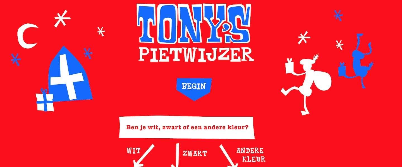 Tony's Chocolonely komt met de Pietwijzer