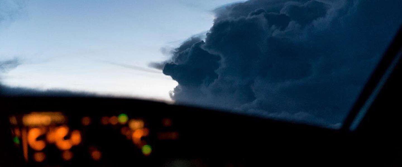 Deze prachtige foto's vanuit de cockpit door piloten moet je zien