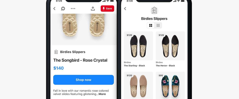 Pinterest zet nog meer in op shopping