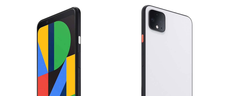 Nieuwe Google Pixel 4 niet naar India