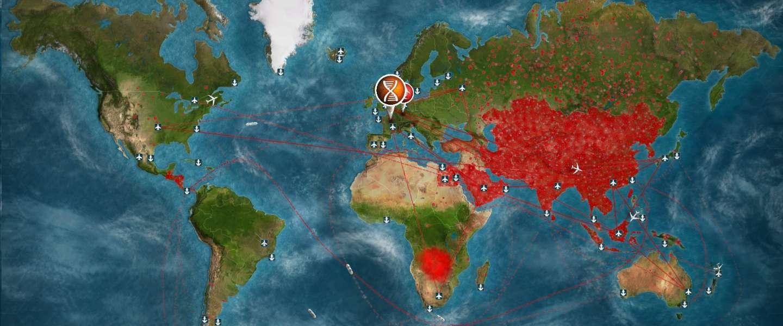 Je mag Plague Inc niet meer spelen in China