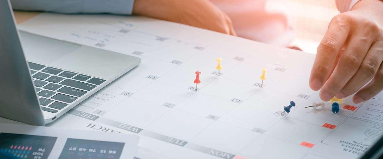 Met deze online planningstool regelen klanten zelf hun afspraken