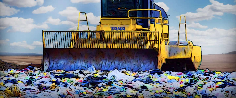 Welke impact hebben plastic tasjes op het milieu?