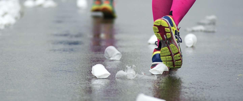 Fitnesstrend uit Scandinavië: ploggen - joggen en afval oprapen