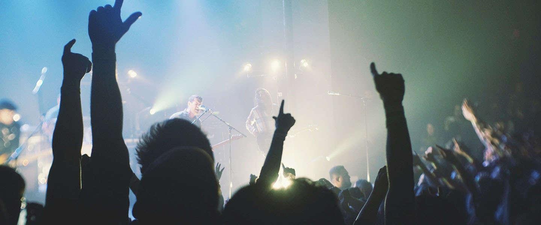 Een online marktplaats voor live muziek: Plugify