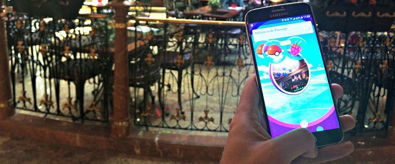 Pokémon Go: Gaan ja! Maar niet blind