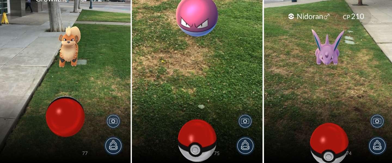 Pokémon Go review: blij met een Magikarp
