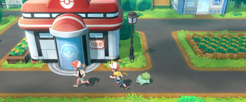Pokémon Let's Go aangekondigd