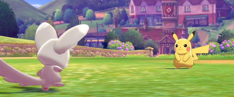 Pokémon Sword en Shield krijgen betaalde uitbreiding