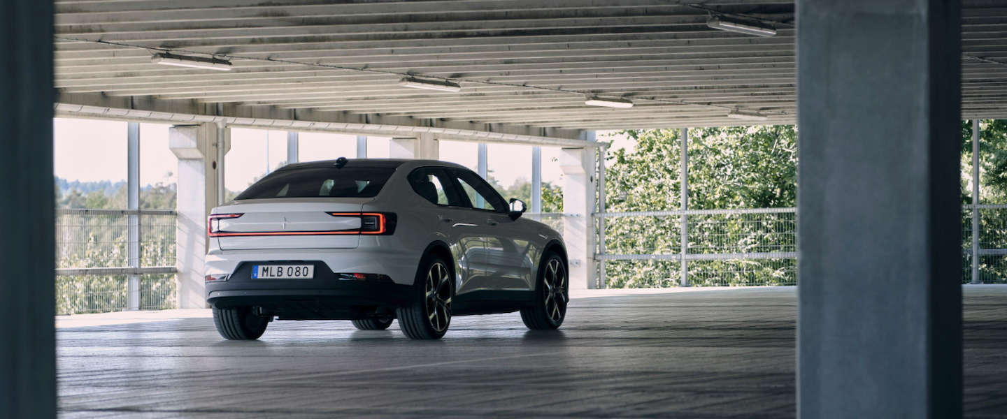 Polestar 2, Zweeds design, made in China, powered by Google