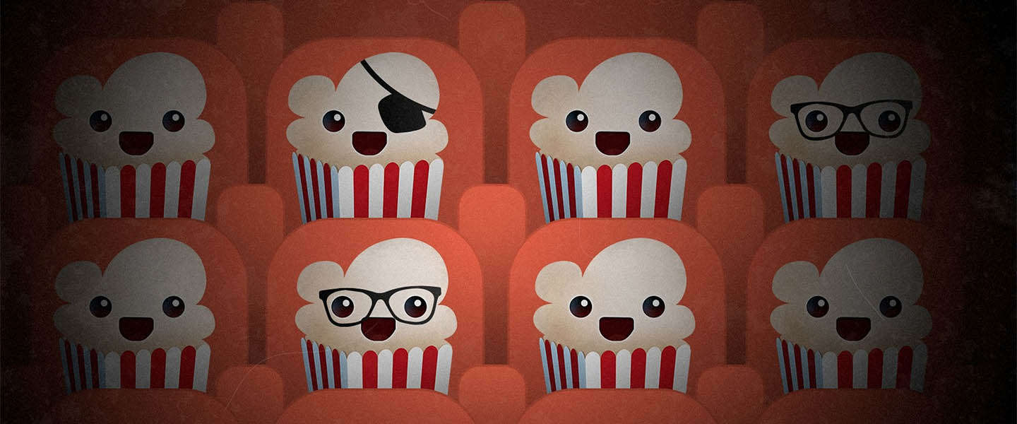 "Popcorn Time laat weer van zich horen: ""We are officially back"""