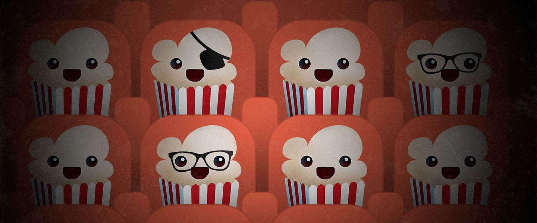 """Popcorn Time laat weer van zich horen: """"We are officially back"""""""
