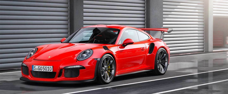 Wereldprimeur in Genève: de Porsche 911 GT3 RS