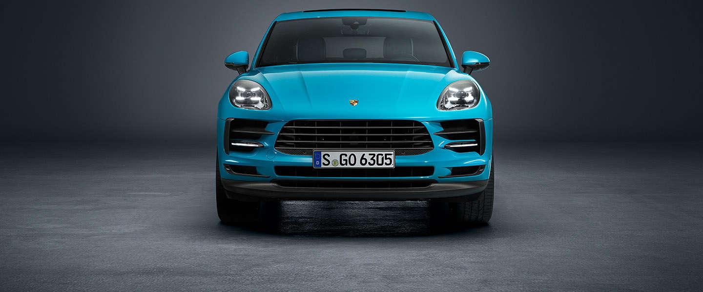 Porsche toont de nieuwe Macan in Shanghai
