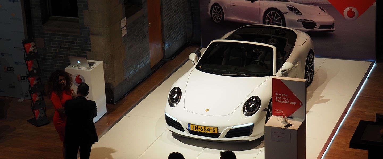 Een Porsche delen?!