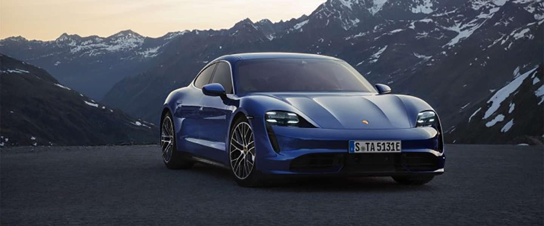 Drag race: Porsche Taycan Turbo S vs Tesla Model S