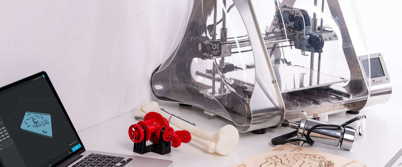 Vijf vreemde 3D-printmodellen die je nu thuis kunt uitproberen