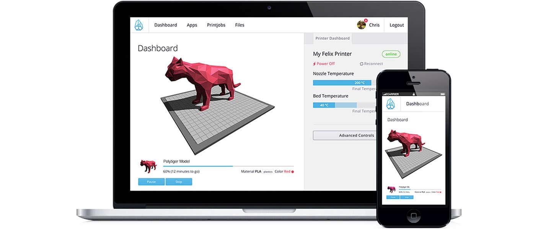 Printr maakt 3D-printen voor iedereen toegankelijk