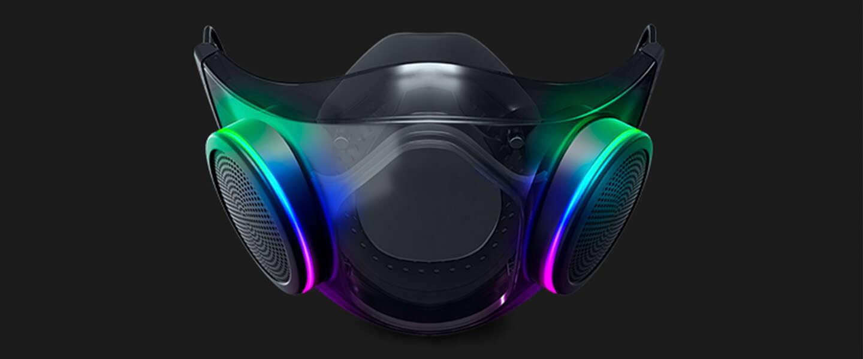 Razer-masker Project Hazel komt er: met lampjes en dampcoating